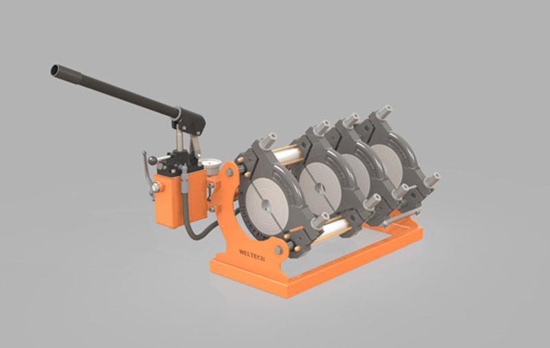 MHW160 - Polietilen Boru Alın Kaynak Makinası - Other 1