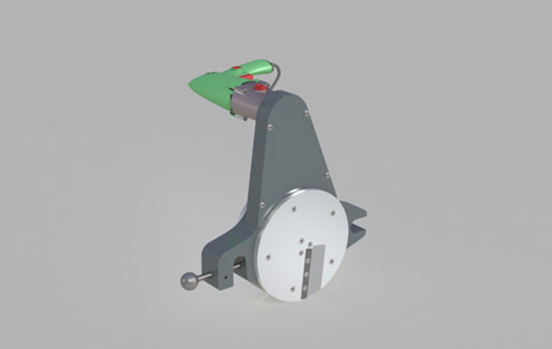 MHW160 - Polietilen Boru Alın Kaynak Makinası - Other 2