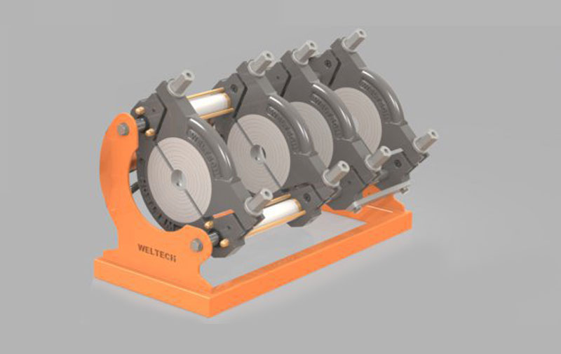 W160 – Polietilen Boru Alın Kaynak Makinası – Other 1