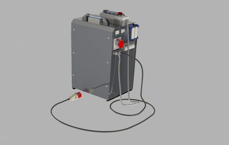 W1600 – Polietilen Boru Alın Kaynak Makinası – Other 4