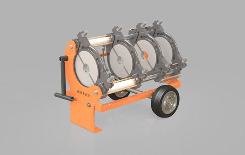W250 – Polietilen Boru Alın Kaynak Makinası – Other 1