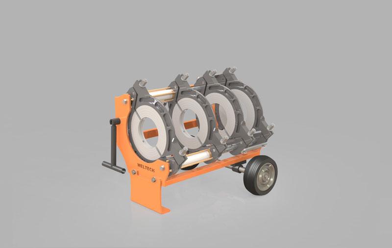 W315 – Polietilen Boru Alın Kaynak Makinası – Other 1