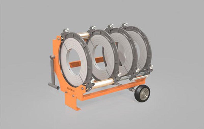 W630 – Polietilen Boru Alın Kaynak Makinası – Other 1