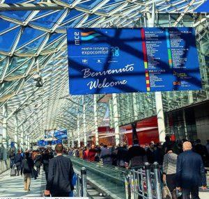 Elbor - Weltech - Milano, İtalya MCE Fuarı 03