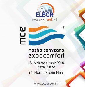 Elbor - Weltech - Milano, İtalya MCE Fuarı 04