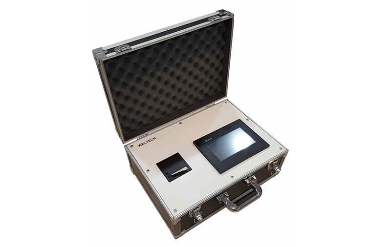 Alın Kaynak Makinası - DR-WP (With Printer)