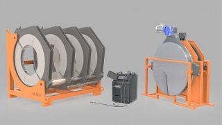 W1200 - Polietilen Boru CNC Alın Kaynak Makinası - Cover