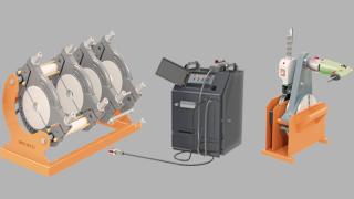 W160 - Polietilen Boru CNC Alın Kaynak Makinası - Cover
