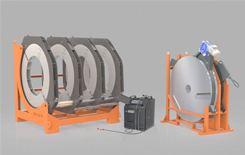W1600 - Polietilen Boru CNC Alın Kaynak Makinası - Cover