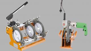 MHTW160 - Polietilen Boru Alın Kaynak Makinesi